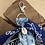 Thumbnail: Porte clefs bleu /noir