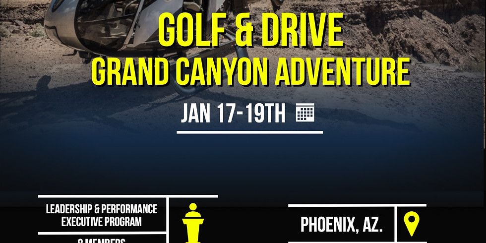 Golf and Drive Grand Canyon Adventure  (1)