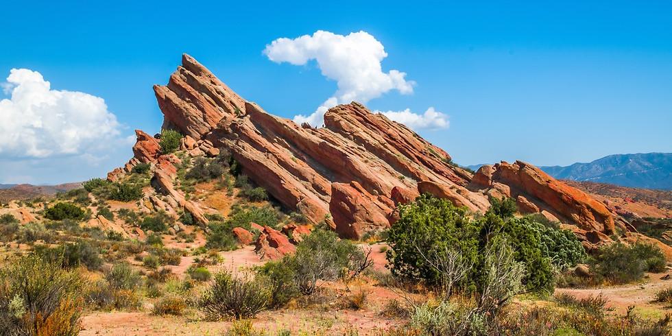 Family Scavenger Hunt - Vasquez Rocks