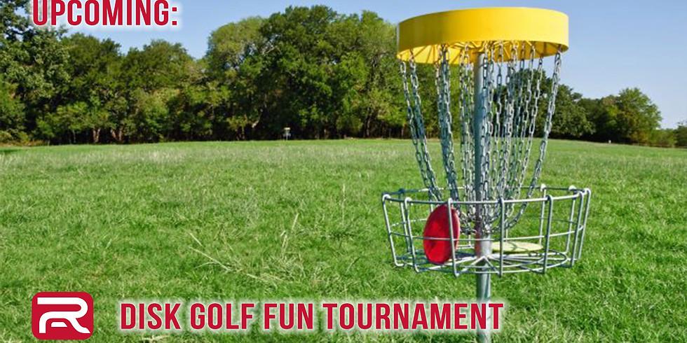 Disc Golf Fun Tournament