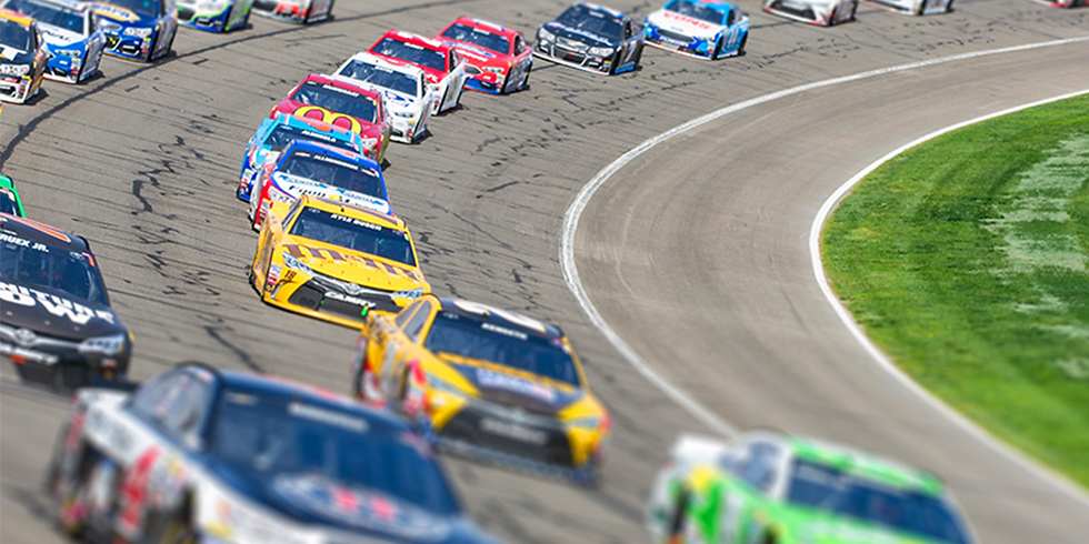 Trackside NASCAR Weekend