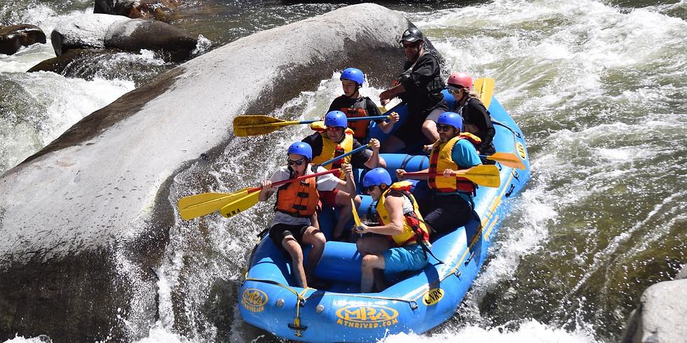 Whitewater Rafting Kern River