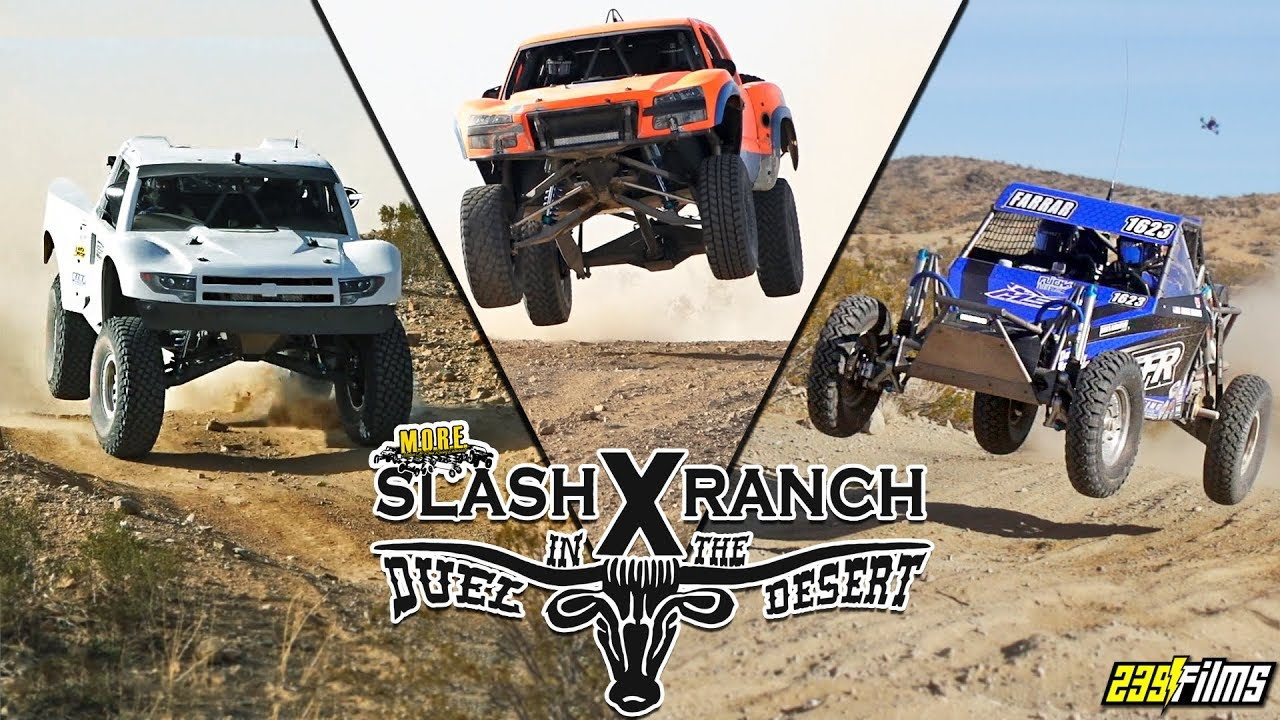 Off-Road RZR Rally to the Famous Slash X Ranch Café