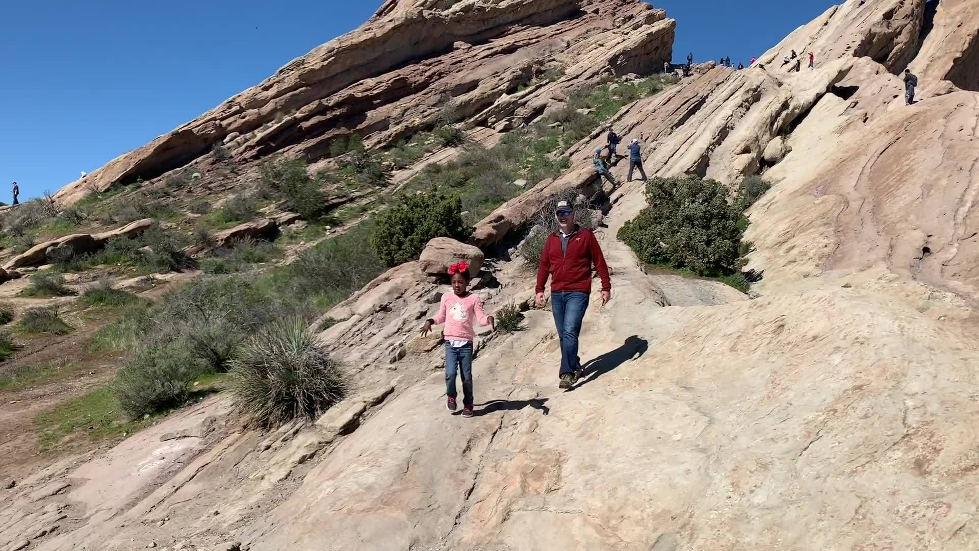Vasquez Rocks Scavenger Hunt
