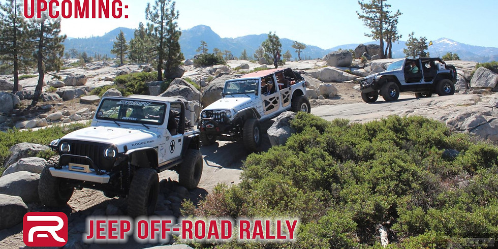 Jeep Off Road Tour