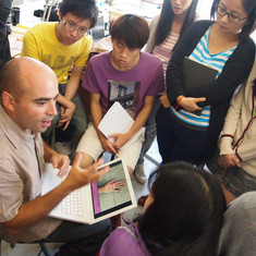 Teaching at School of Architecture, Chinese University of Hong Kong