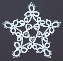 Star with or without beads