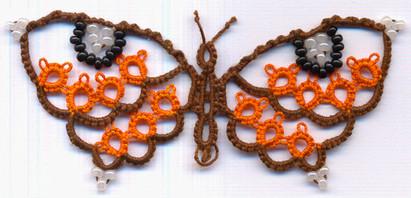 Tortoiseshell - Painted Lady butterfly.j