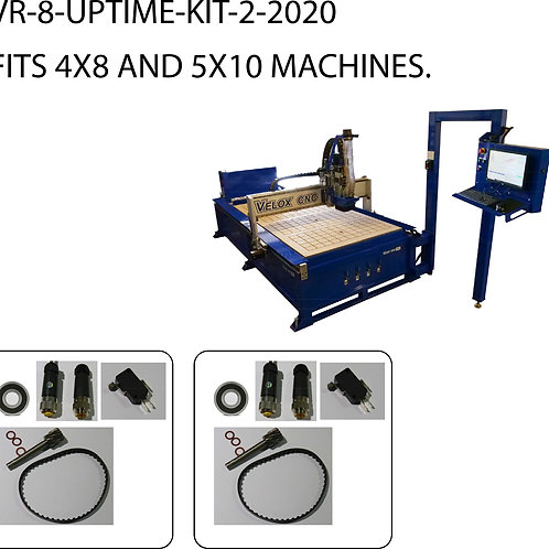 UP-TIME KIT FOR 4X8 AND 5X10 NEWER (2 SETS)