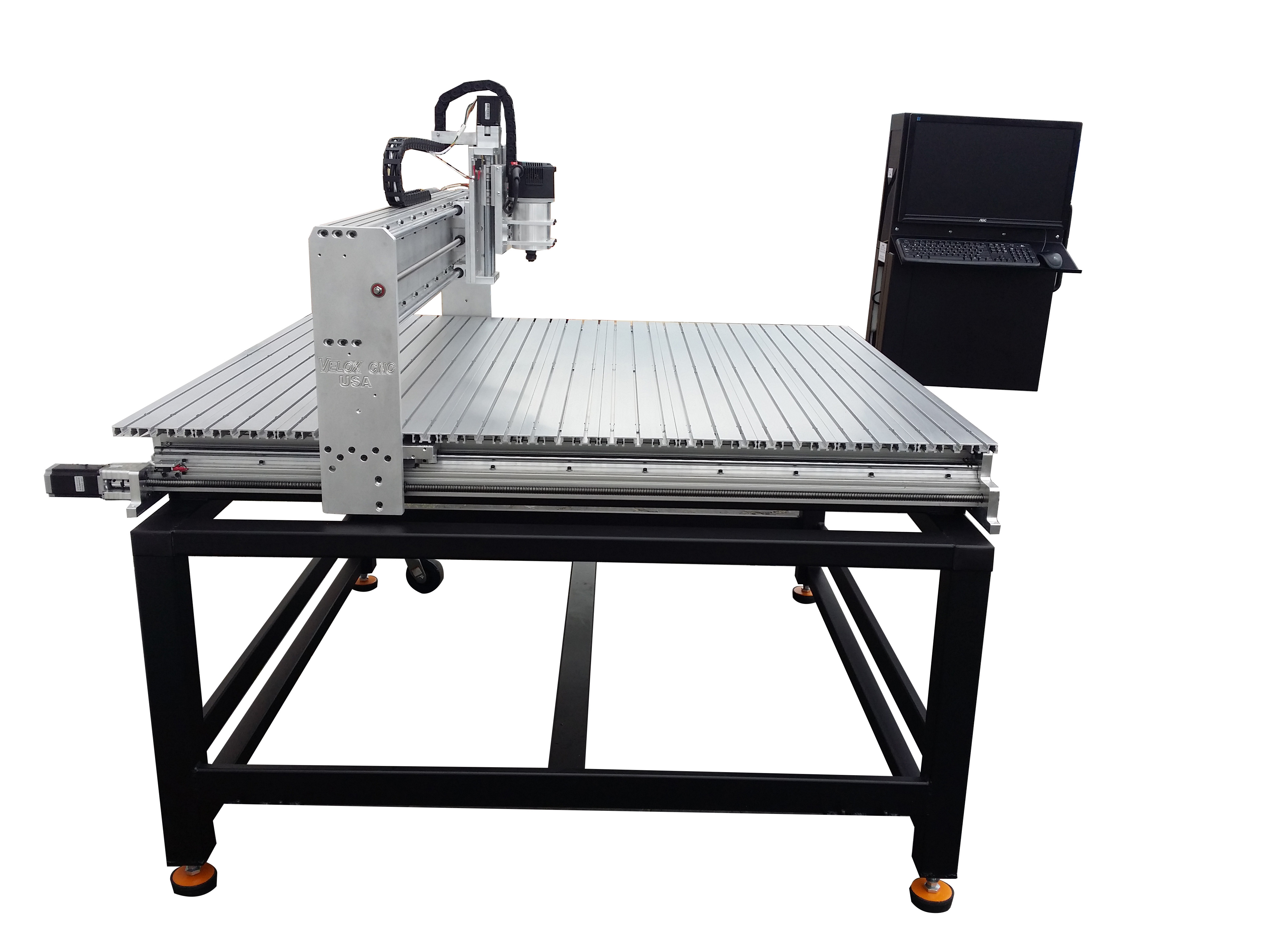 VELOX CNC Router - 4x4 Side