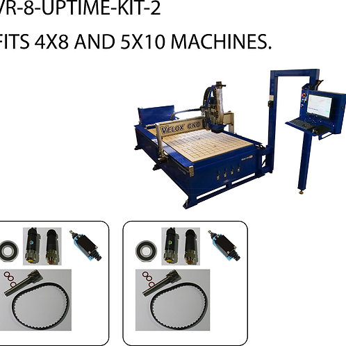 UP-TIME KIT FOR 4X8 AND 5X10 OLDER (2 SETS)