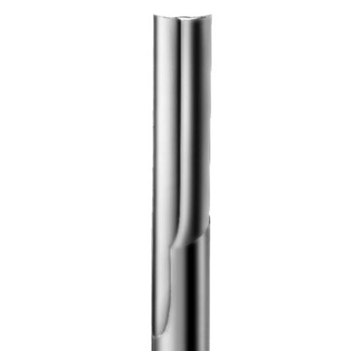 """1/4"""" Two Flute Straight O Flute #11-72"""