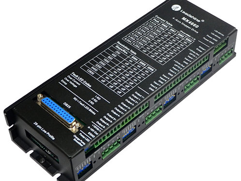 MX4660 : Leadshine MX4660 4-Axis Stepper Drive for