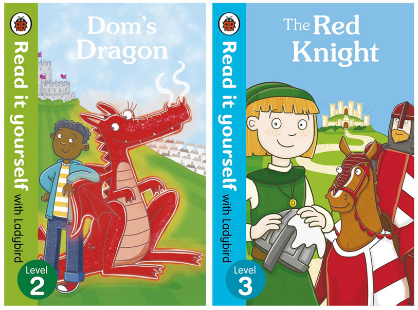 Dom's Dragon and The Red Knight