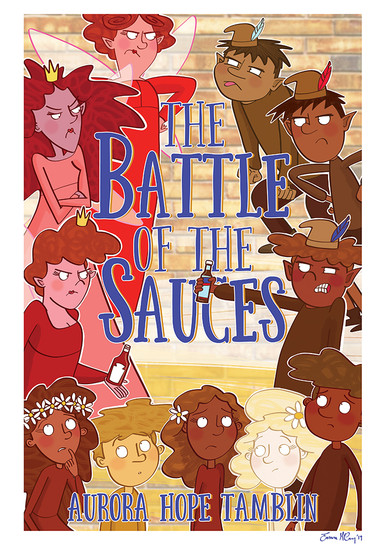The Battle of the Sauces