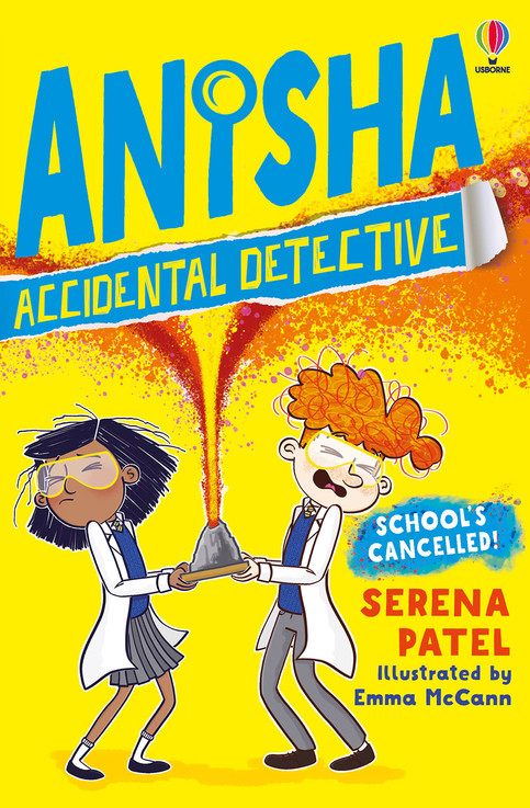 Anisha: Accidental Detective School's Cancelled!