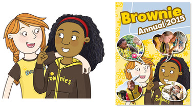 Brownie Annual 2015