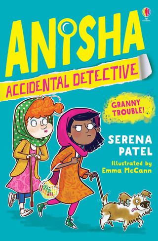 Anisha: Accidental Detective Granny Trouble!