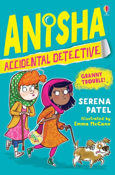 Anisha no.3 Cover Reveal!