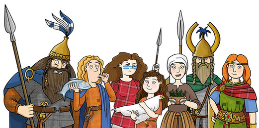 Hysterical Histories: Celts and Clans