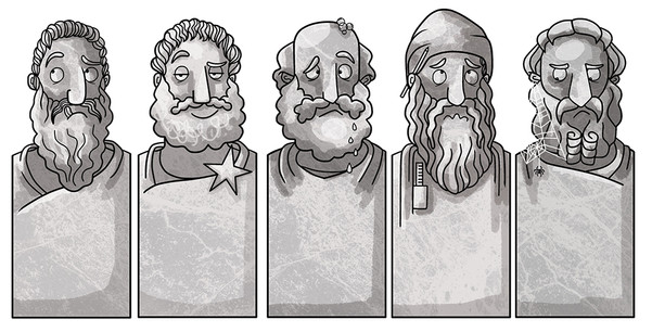 Hysterical Histories: Greeks and Gods