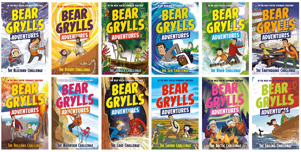 The Bear Grylls Adventures