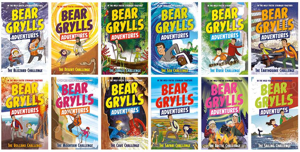 The Bear Grylls Adventures