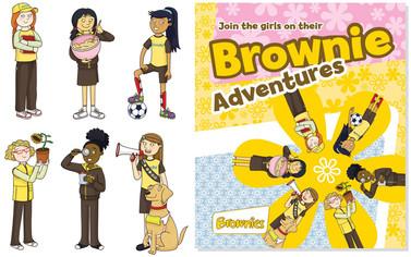 Brownie Adventures