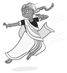 Anisha: Accidental Detective