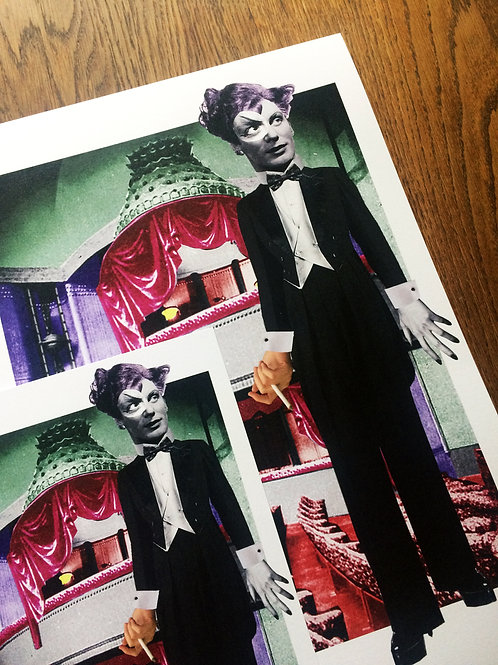 A4 Print I Cabaret