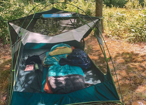 Booking A Campsite During COVID