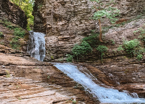 Weekend Itinerary for Camping in the Finger Lakes for Wine and Waterfalls