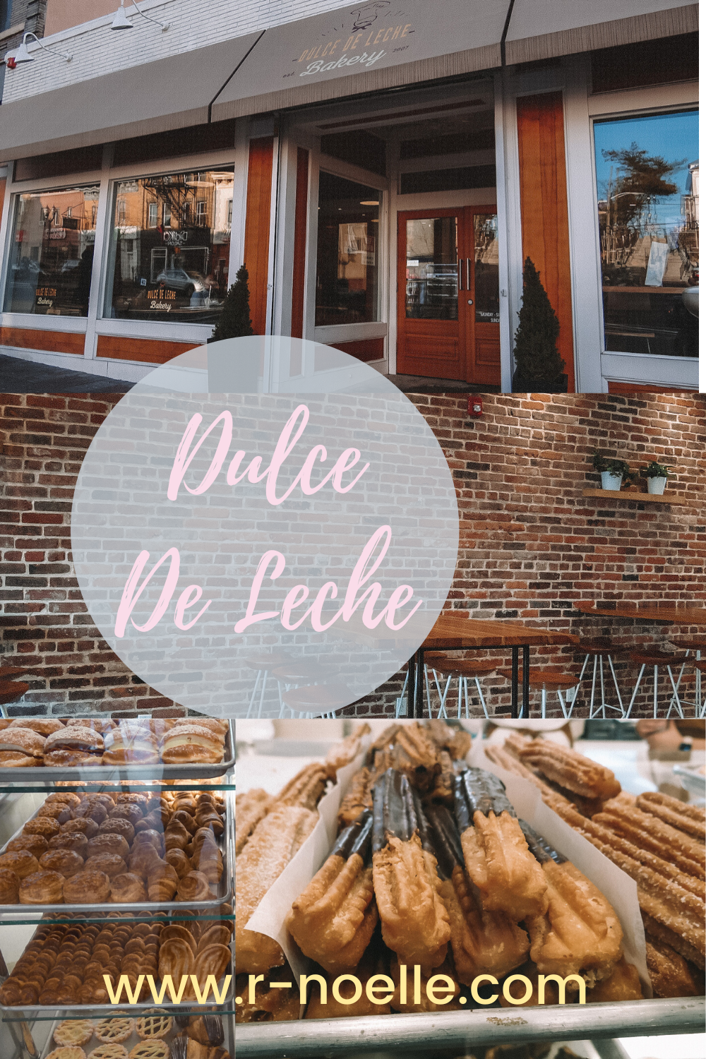 Save this Pinterest Pin to explore Dulce De Leche and Weehawken