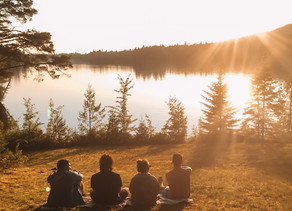 Ultimate Camping Trip With Friends to Lake Placid