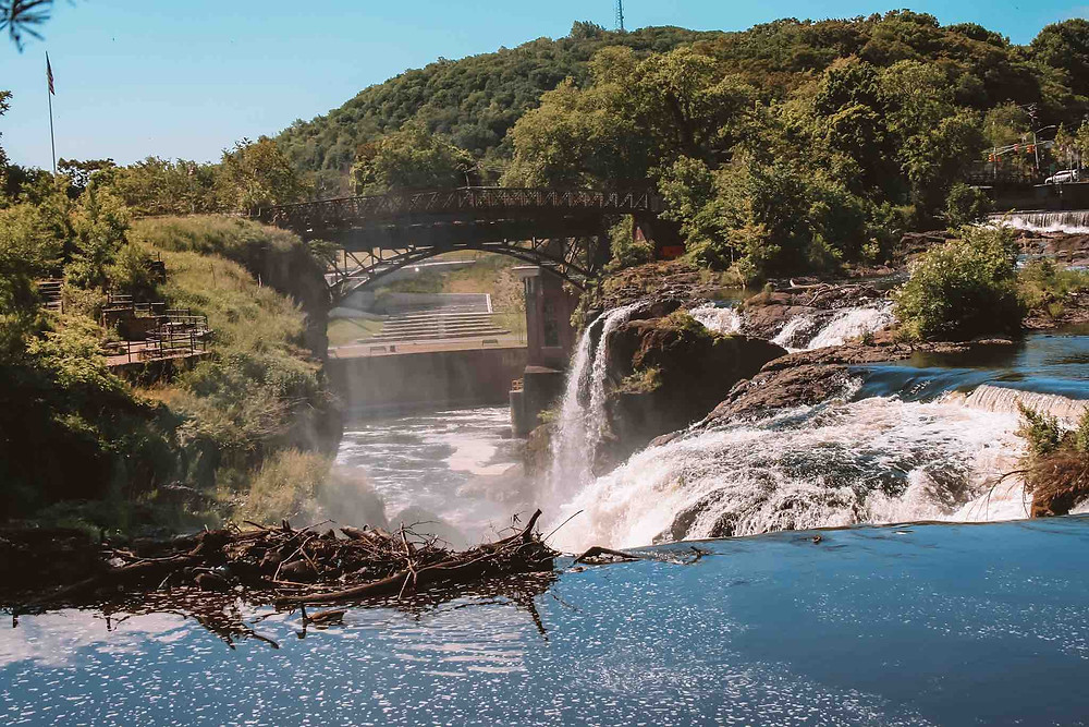 Have you ever wondered if there is a waterfall in your own backyard? Great Falls in Patterson is part of the National Parks System and is a must visit if you're in the area!