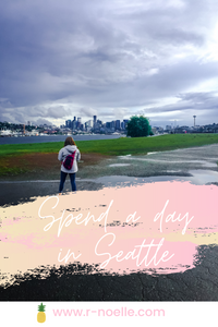 Looking for things to do in Seattle, Washington? Here is a guide for how to spend a day and getting the best photos of the skyline you can get! It was our first time visiting and we were so grateful our waitress helped guide us through the city!