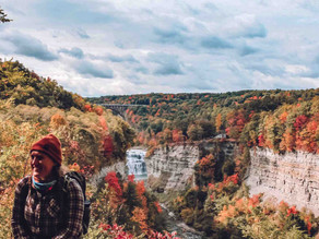 How To Spend The Weekend Away at Letchworth