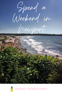 Plan the greatest weekend getaway to Newport Rhode Island. There are more to do than the mansion tours.