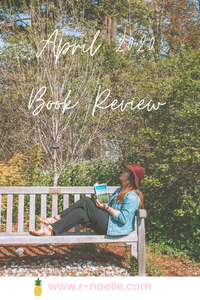 Save this Pin to remember these April 2020 book recommendations. These books will be added to your must read collection!