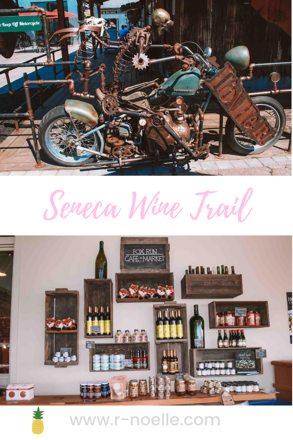 Seneca Wine Trail take you around Seneca lake which is the deepest lake of all the Finger Lakes. You can go to amazing wineries, try their Rieslings! It is what they are known for. Your New York Wineries experience will not be the same.
