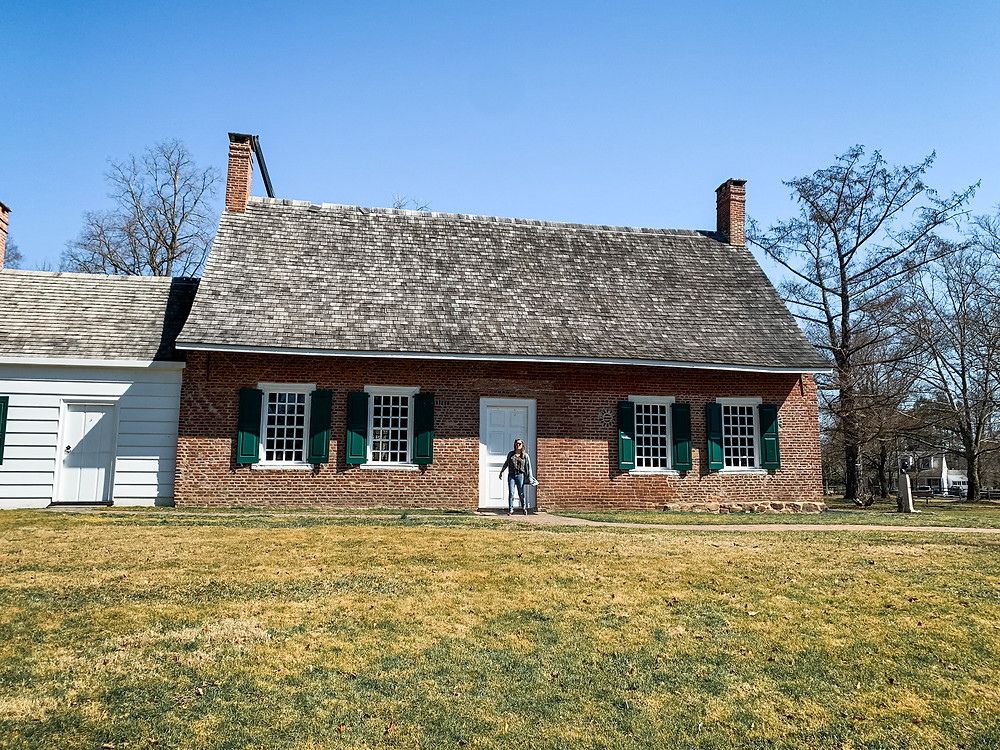 Visit the DeWint House, it was George Washington's head quarter during the Revolutionary War.