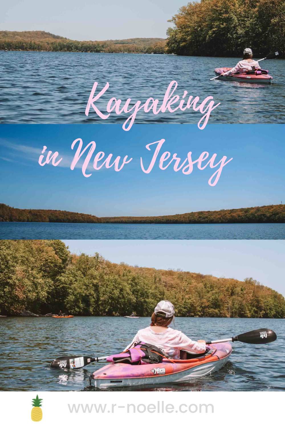 I've gone to different kayaking spots in Northern NJ and I highly recommend you check out these spots! This summer is all about exploring the local area, and I think these spots you'll want on your list.