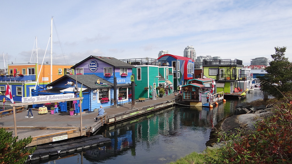 Isn't Fisherman's Wharf beautiful?!