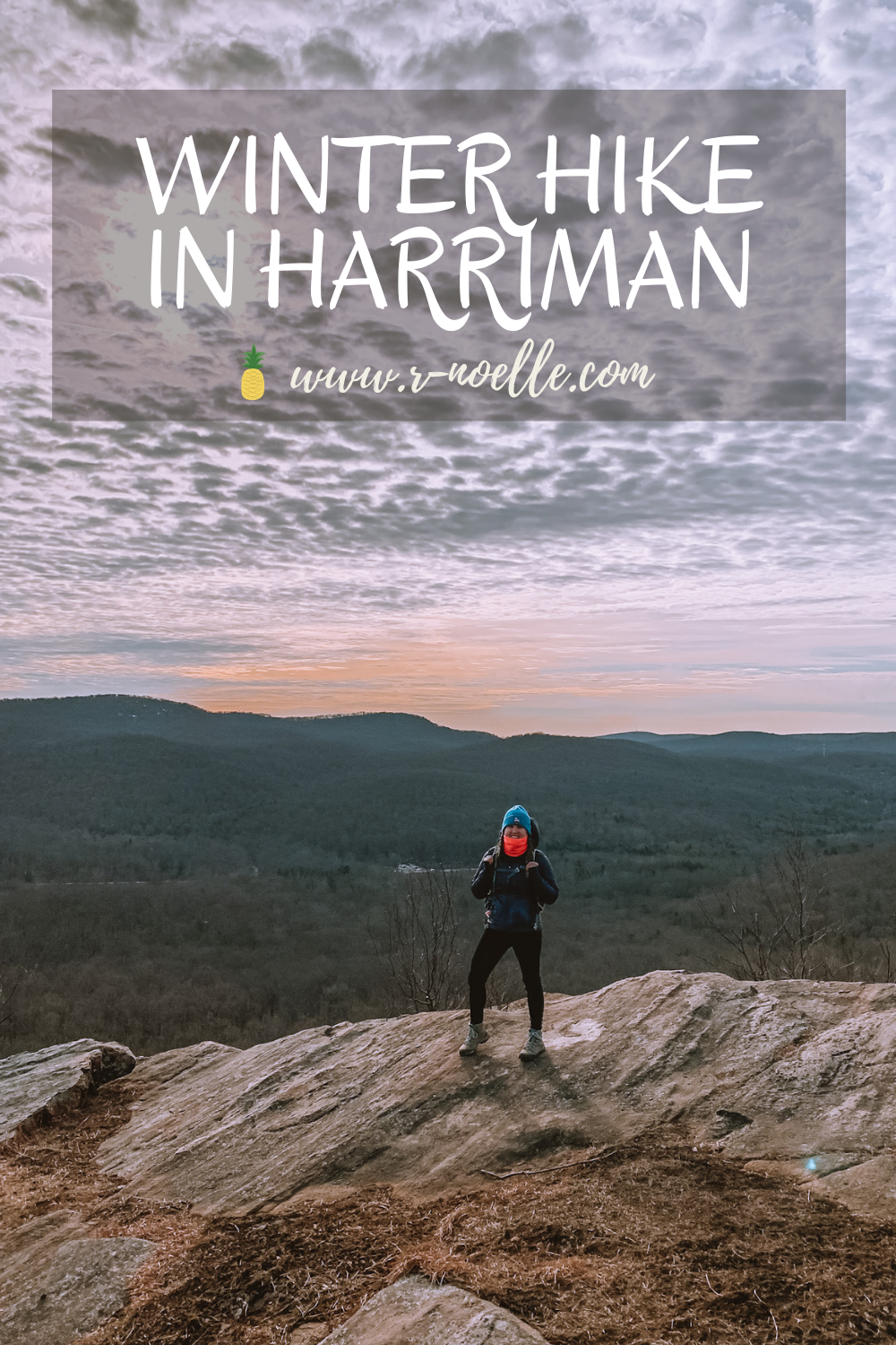 Harriman State Park is one of the state parks that is in New York State. It gets its notoriety by being near Bear Mountain State Park and accessibility from New York City. Cladius Smith's Den is the perfect winter hike to take. The area has springs that will cause the trail to be muddy or water crossing. In the winter you don't need to deal with that. This is a winter hike to do. #hiking #hikeny #harrimanstatepark| Things to do in harriman | Hike in New York