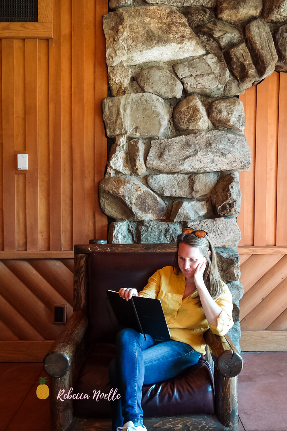 Visit Bear Mountain Inn and enjoy the Adirondack style felt in all the details in the space.