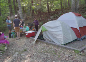 Guide For First Time Planning a Camping Trip