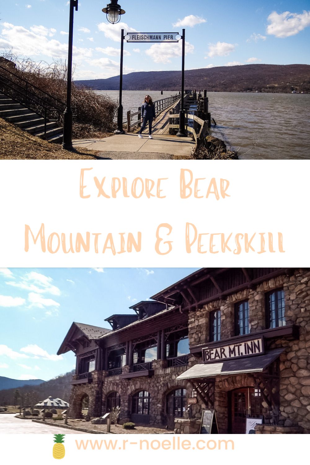 Visit Bear Mountain Inn, Hudson Valley area, and make a day of this beautiful location.