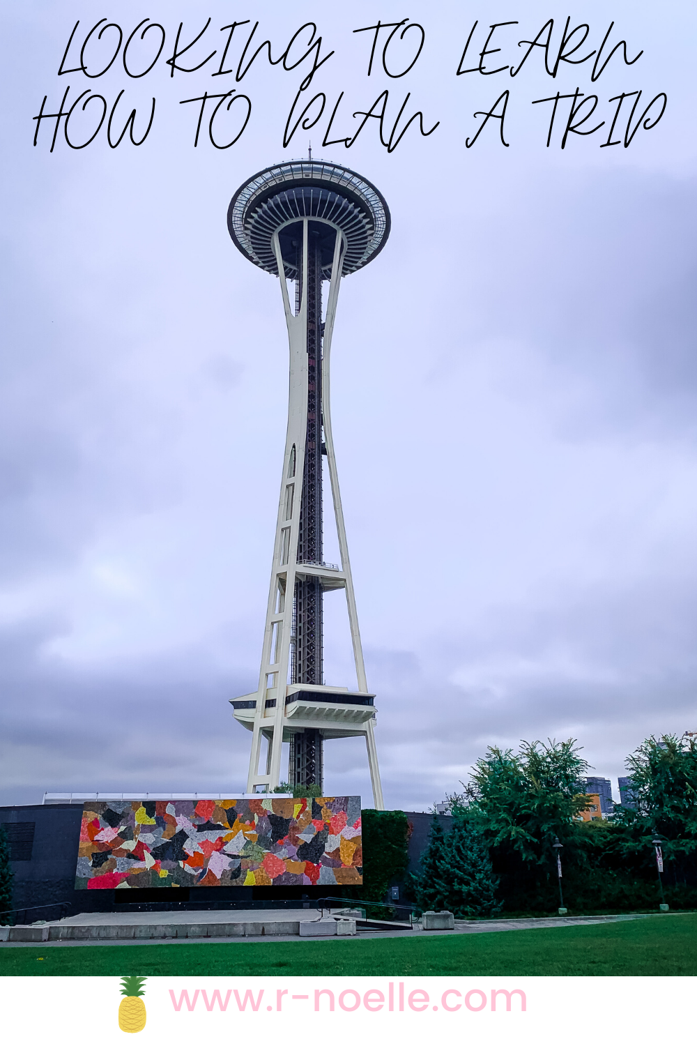 Plan the best trip to Seattle that you can have! There are necessary outlines needed to have the optimal trip you possibly can.