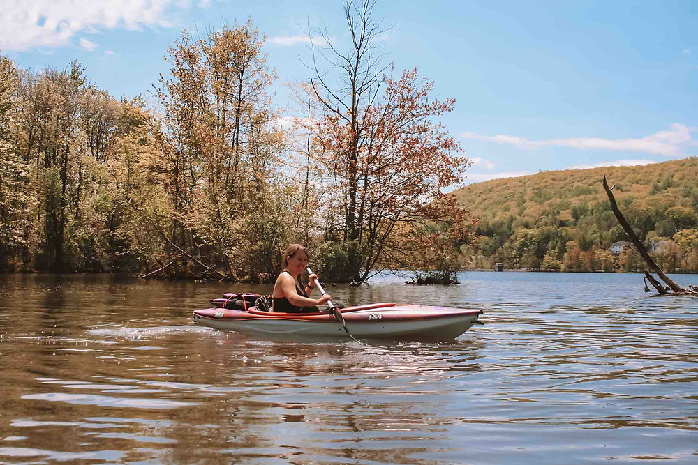 Northern New Jersey has stunning lakes that you kind find many hidden oasis in Northern New Jersey. These kayaking spots are wonderful to explore and can be a highlight to your summer. Whether you are looking for a staycation or a day trip, you'll want to check out these spots!