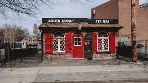 Louis Lunch is where the hamburger was founded. Enjoy the food and embrace the history,